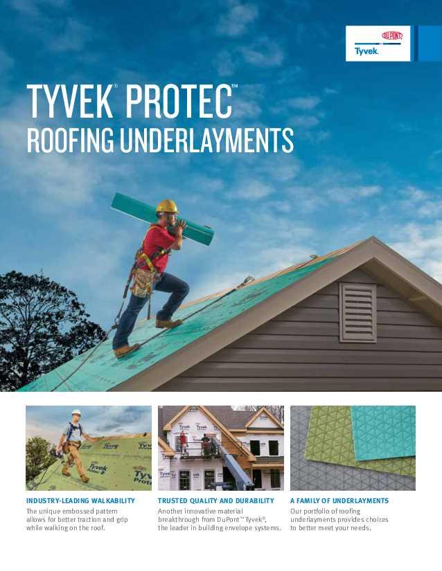 DuPont Tyvek Building Envelope Solutions | OrePac Building